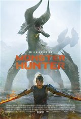 Monster Hunter (v.f.) Affiche de film