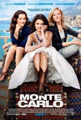 Monte Carlo (v.f.) Movie Poster