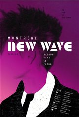Montreal New Wave Movie Poster