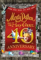 Monty Python and the Holy Grail 40th Anniversary Large Poster