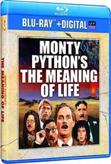 Monty Python's The Meaning of Life 30th Anniversary Edition Movie Poster