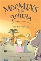 Moomins on the Riviera Movie Poster