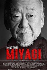 More Than Miyagi: The Pat Morita Story Affiche de film