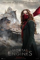 Mortal Engines Movie Poster Movie Poster