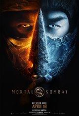 Mortal Kombat Affiche de film