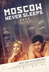 Moscow Never Sleeps Movie Poster