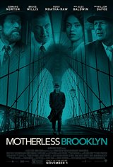 Motherless Brooklyn Movie Poster Movie Poster