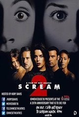 Moviedude: Scream 2 w/ Q&A Movie Poster