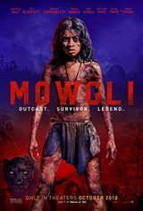 Mowgli: Legend of the Jungle (Netflix) Poster