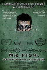 Mr. Fish: Cartooning from the Deep End Movie Poster