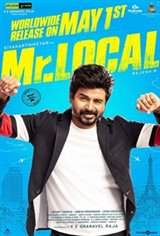 Mr. Local Movie Poster