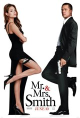 Mr. & Mrs. Smith Movie Poster Movie Poster