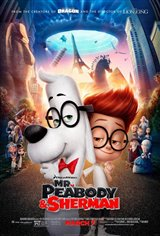 Mr. Peabody & Sherman Movie Poster Movie Poster