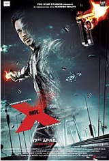 Mr. X 3D Movie Poster