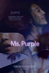 Ms. Purple Large Poster