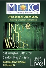 MTKC - Into the Woods Large Poster
