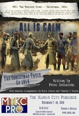 "MTKC Pro - ""All is Calm: The Christmas Truce of 1914"" Movie Poster"