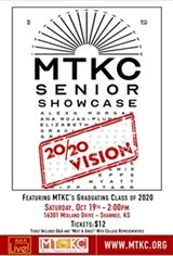 MTKC - Senior Showcase 2020 Movie Poster