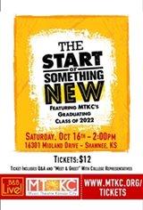 MTKC - Senior Showcase 2022 Movie Poster