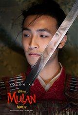 Mulan Poster
