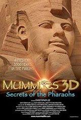 Mummies: Secrets of the Pharaohs Movie Poster