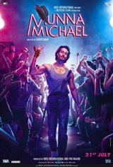 Munna Michael Movie Poster