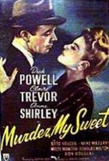 Murder, My Sweet Movie Poster Movie Poster