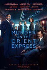 Murder on the Orient Express Affiche de film