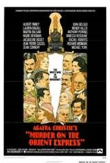 Murder on the Orient Express (1974) Movie Poster