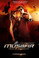 Musafir, A Tale of Assassins Movie Poster