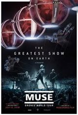 Muse - Drones World Tour Large Poster