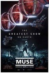Muse - Drones World Tour Affiche de film