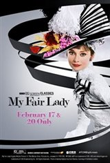 My Fair Lady 55th Anniversary (1964) presented by TCM Affiche de film