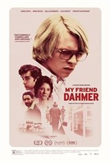 My Friend Dahmer Movie Poster