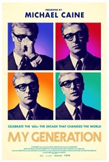 My Generation Affiche de film