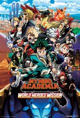 My Hero Academia Movie 3 Movie Poster