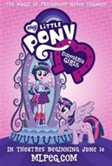 My Little Pony: Equestria Girls Movie Poster