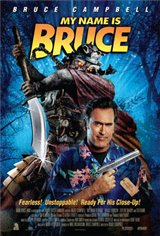 My Name is Bruce Movie Poster