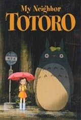 My Neighbor Totoro (Dubbed) Large Poster