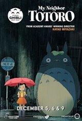 My Neighbor Totoro - Studio Ghibli Fest 2021 Affiche de film