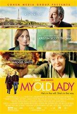 My Old Lady (v.o.a.) Affiche de film