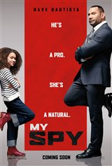 My Spy Affiche de film