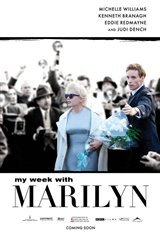 My Week with Marilyn Movie Poster