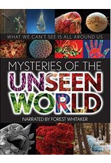 Mysteries of the Unseen World  3D Movie Poster