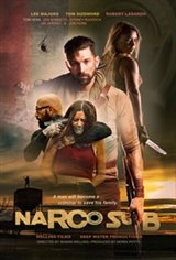 Narco Sub Large Poster