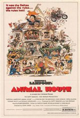 National Lampoon's Animal House Movie Poster