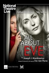 National Theatre Live: All About Eve Movie Poster