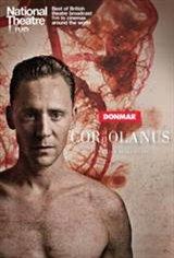 National Theatre Live: Coriolanus Movie Poster