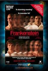 National Theatre Live: Frankenstein (Reverse Casting) Movie Poster