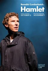 National Theatre Live: Hamlet (2015) Movie Poster